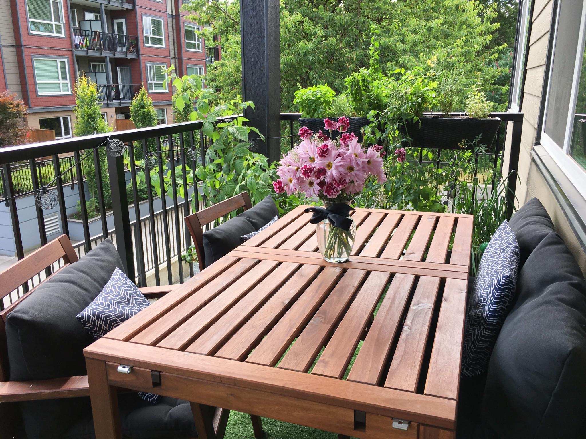 amnager un balcon free amenager son balcon pas cher avec meilleures images d inspiration pour. Black Bedroom Furniture Sets. Home Design Ideas
