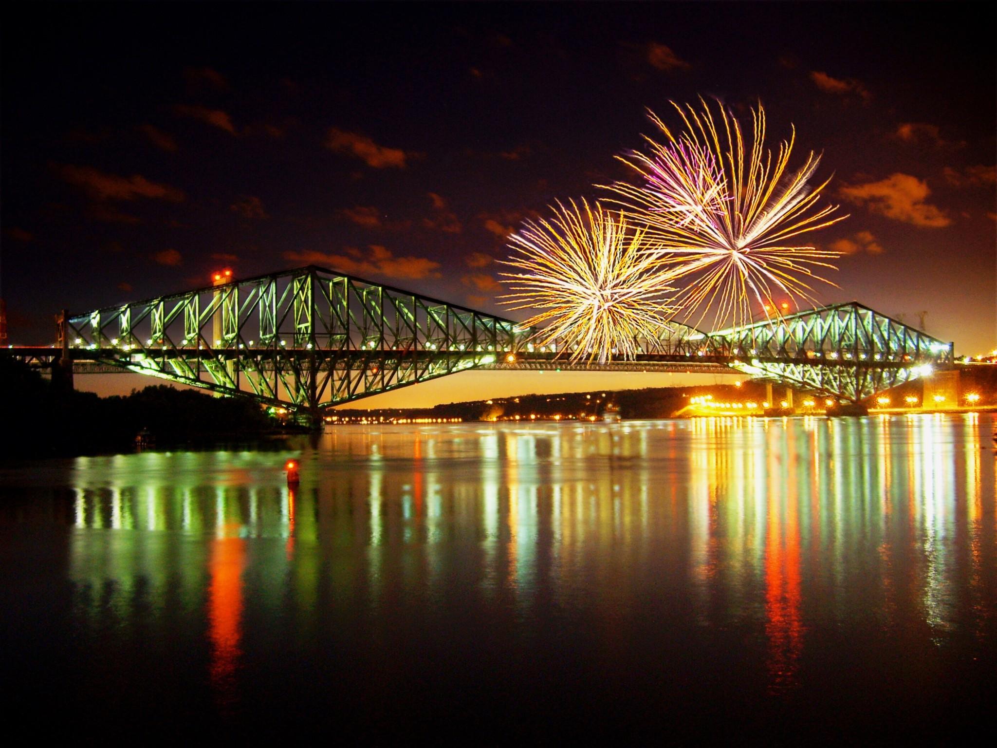 le pont de québec une rencontre entre deux rives