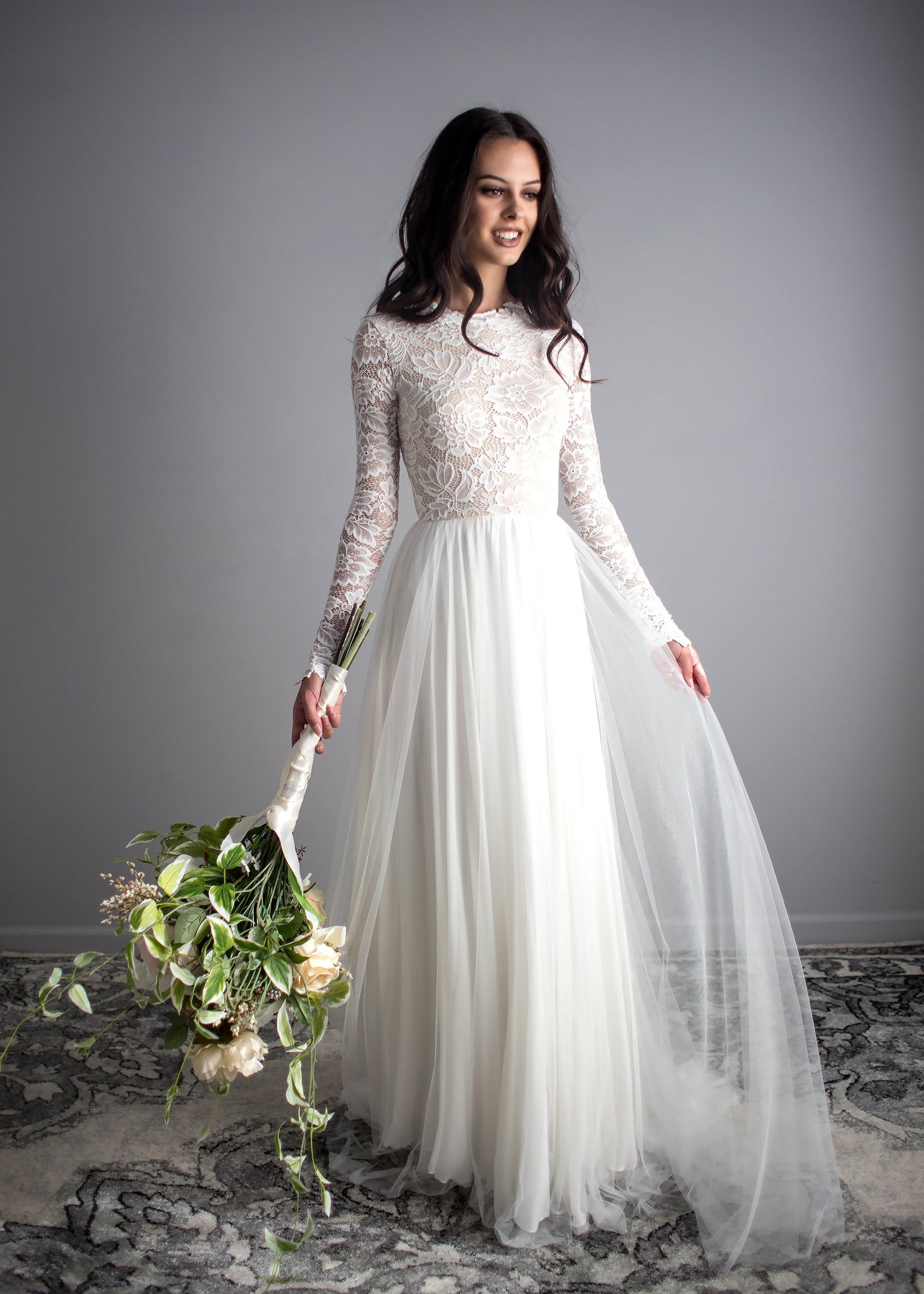 My Wedding Dress Inspiration Sparks And Bloom