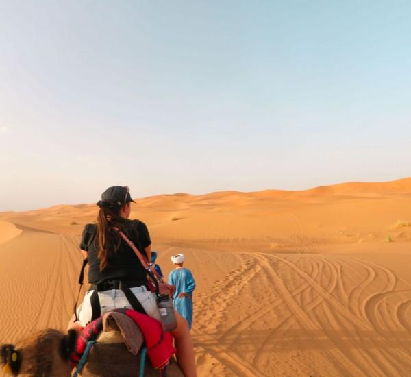 10 - jeudi - octobre (VOYAGE)Maroc en voyage Merzouga-désert-sahara