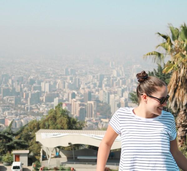 2 - Mercredi- septembre (VOYAGE) CORRECTION - 36 heures à Santiago de Chilie; mon itinéraire1012