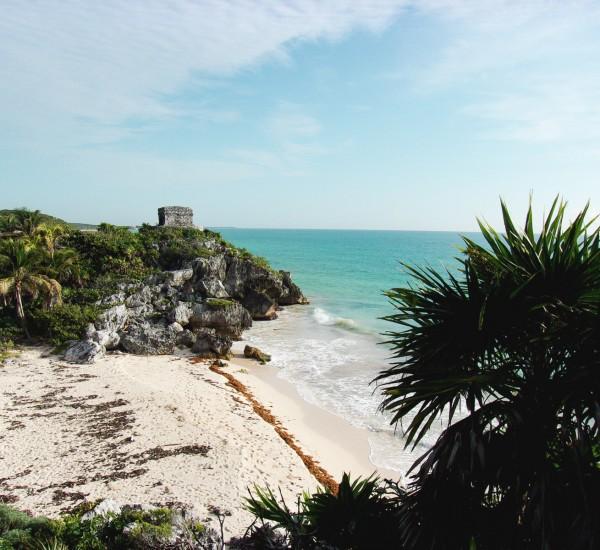 23 - jeudi - janvier (VOYAGE) Notre road trip de 8 jours en voyage au Mexique à la découverte des Mayas dans le Yucatán-8eme jour Tulum-2